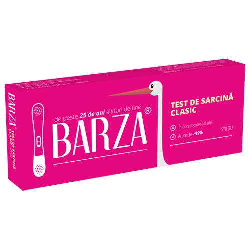 Test de sarcina Barza stilou rapid