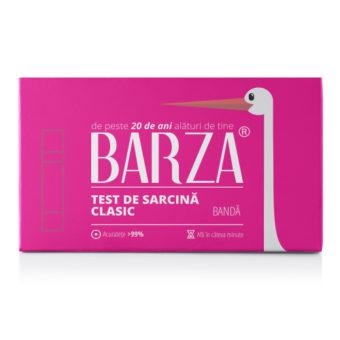 Testul de sarcină Barza bandă