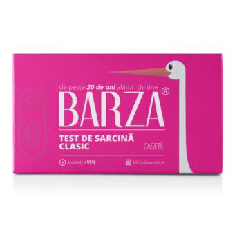 Testul de sarcină Barza casetă