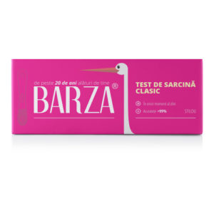 Testul de sarcină Barza stilou