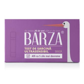 Test de sarcină Barza ULTRASENSIBIL bandă