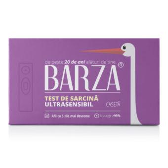 Test de sarcină Barza ULTRASENSIBIL casetă
