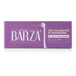 Test de sarcină Barza ULTRASENSIBIL stilou