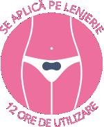Aplicarea plasturilor împotriva durerilor menstruale