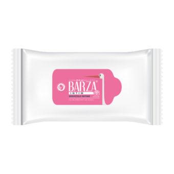 Servetele intime cu bicarbonat de sodiu Barza