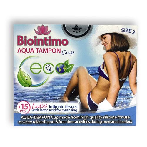 Cupa menstruala marimea 2 Biointimo