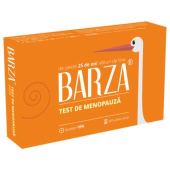 Test de menopauza Barza, hormonul FSH
