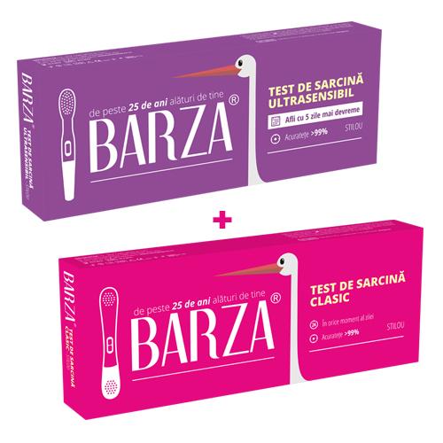 teste de sarcina BARZA stilou