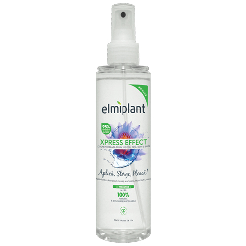 Xpress Effect apa demachianta micelara spray Elmiplant, 200ml