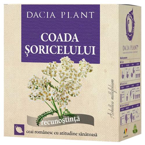 Ceai de coada soricelului Dacia Plant, afectiuni ginecologice