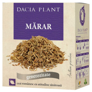 Ceai de marar seminte Dacia Plant, sistem homonal feminin