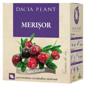 Ceai de merisor Dacia Plant, tratarea infectiilor urinare