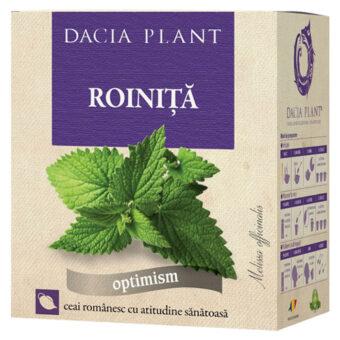 Ceai de roinita Dacia Plant, antistres