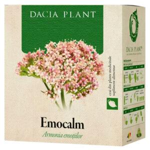 Ceai Emocalm Dacia Plant, stare de calm