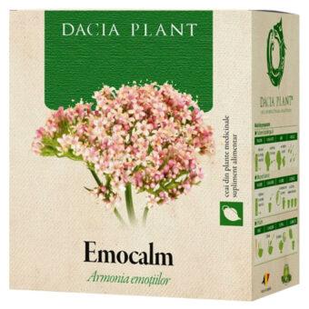 Ceai calmant Emocalm Dacia Plant, stare de calm