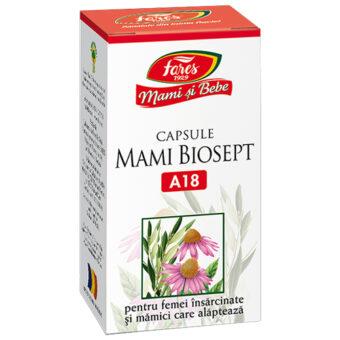 Mami Biosept, tract respirator, digestiv, uro-genital - sarcina si alaptare, Fares