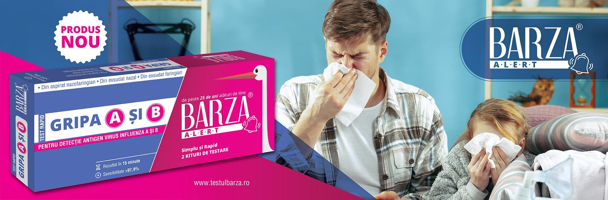 Test rapid Gripa A si B