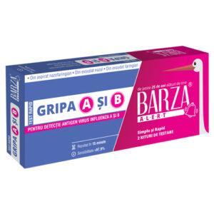 Test rapid Gripa A si B, antigen influenza A si B