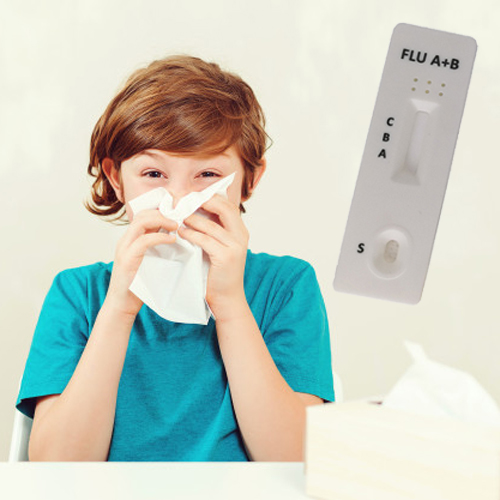 Gripa A si B teste rapide, antigen influenza A si B