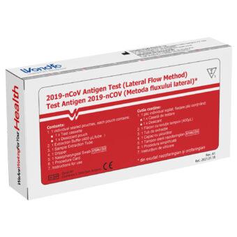 test covid antigen nazofaringian