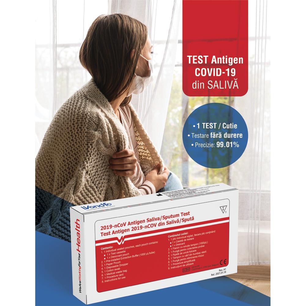 test rapid antigen covid-19 din saliva